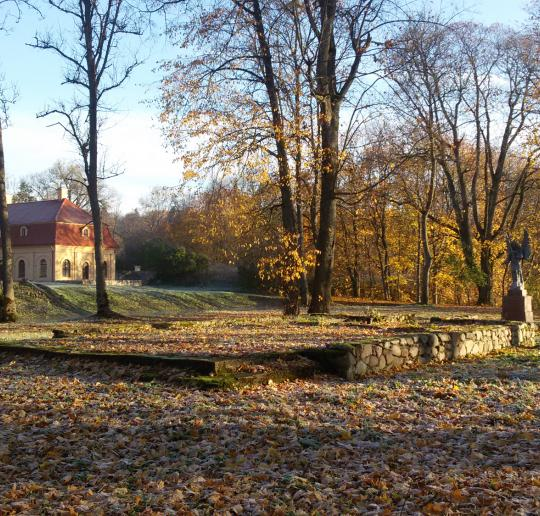 The temples of Lithuanian manors still keeping the secrets of the past