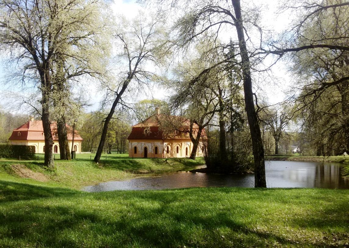 Lietuvos dvaruose