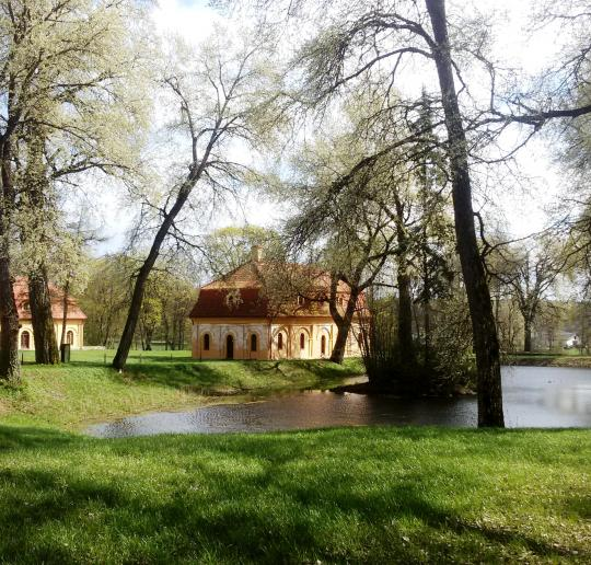 Lithuanian manors