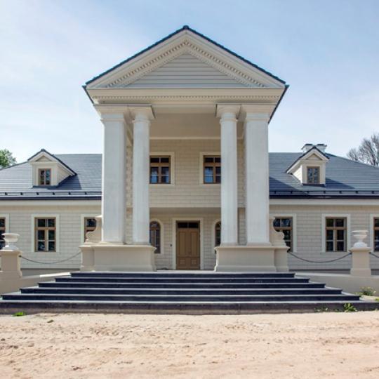 Abromiškės manor