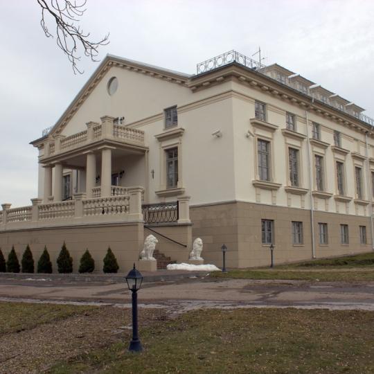 Krikštėnai manor