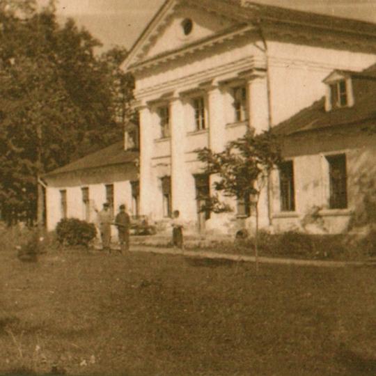 Mantagailiškis manor