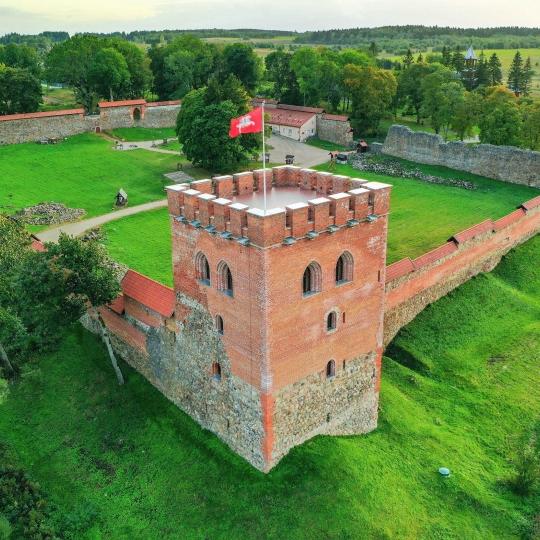 Замок Мядининкай