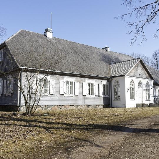 Paberžė manor