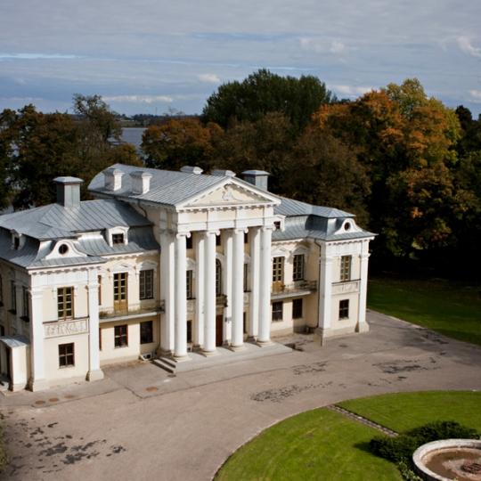 Paežeriai manor